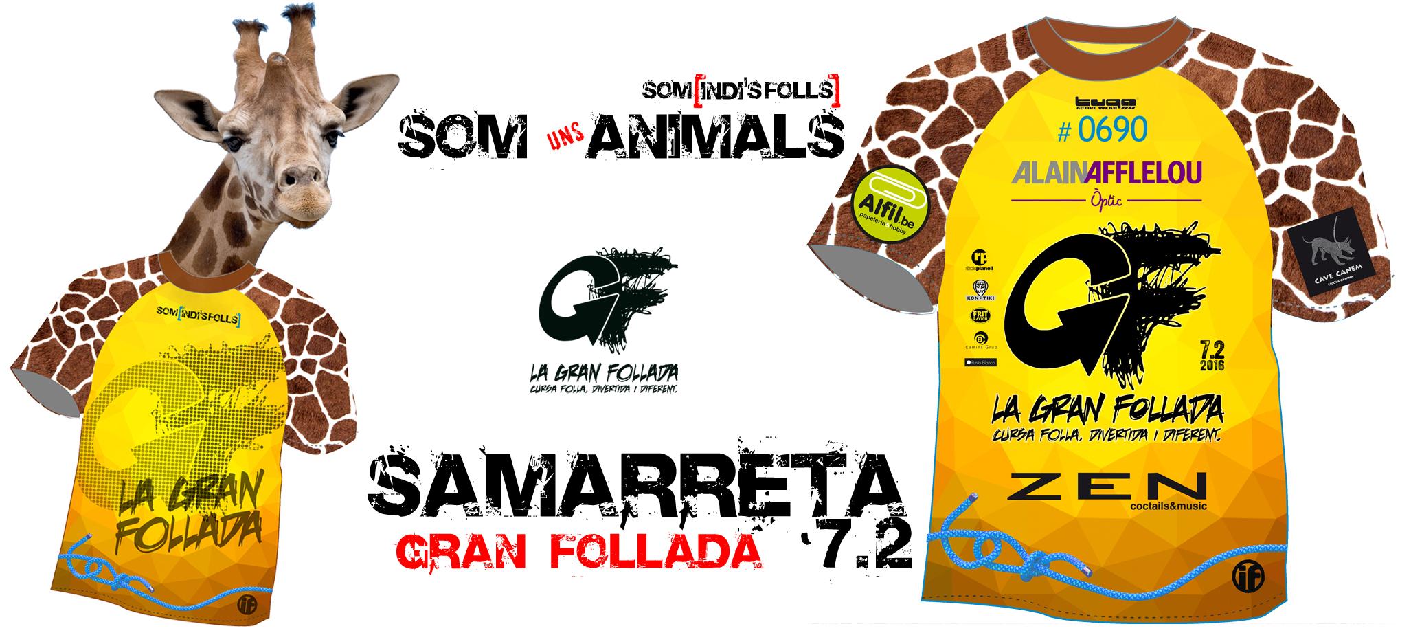 GF girafa